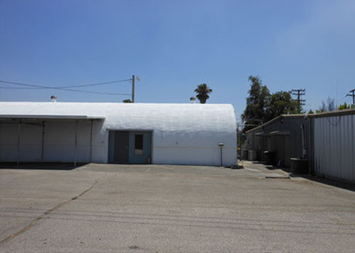 Commercial Urethane Spray Foam Roofing Contractor Roof