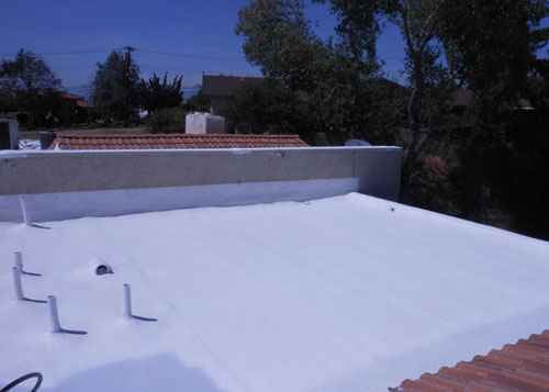 Energy Efficient Roofing system
