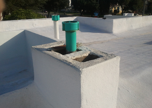 Spray Polyurethane Foam Roof Insulation