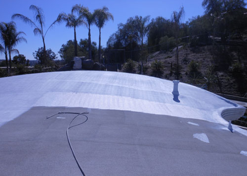 Colton Silicone Roof Coating