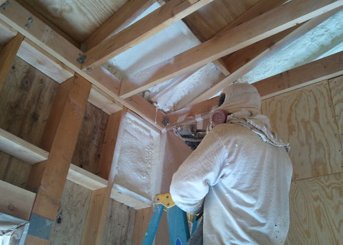 Spray Polyurethane Insulation, Lake Elsinore