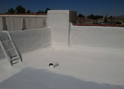 Expert Spray Roofing Services