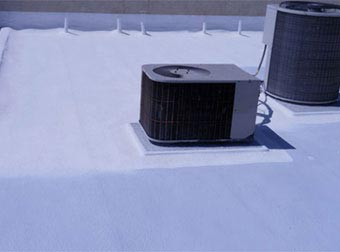 Spray Foam Roofing Systems