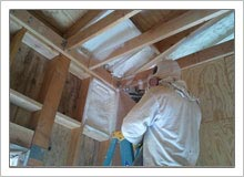 Attic Roof Insulation Riverside
