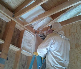 Riverside Foam Wall Insulation