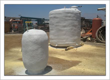 Residential Storage Tank Insulation