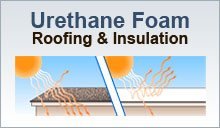 Urethane Roof Foam Insulation